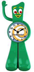 TimeControl is Flexible like Gumby!